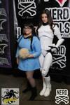 Star Wars and Star Trek Friendship