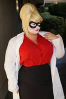Dr. Quinzel by SchaefersWar