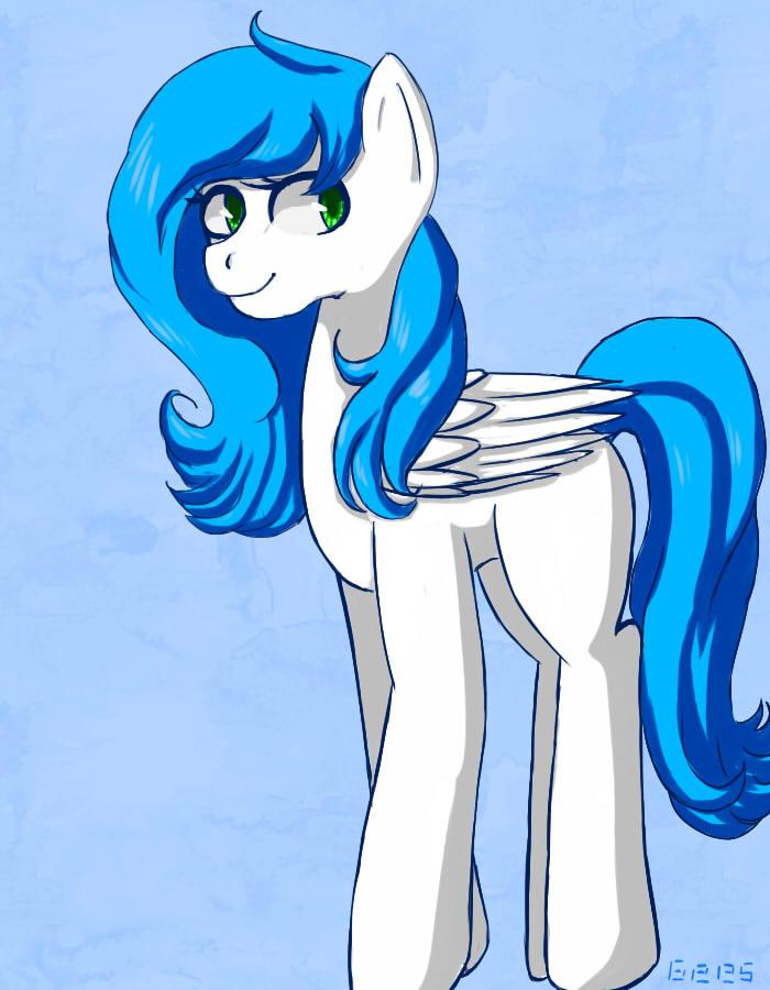 Pony by Discord888