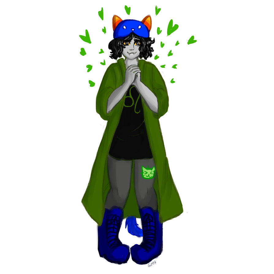 Nepeta by Discord888