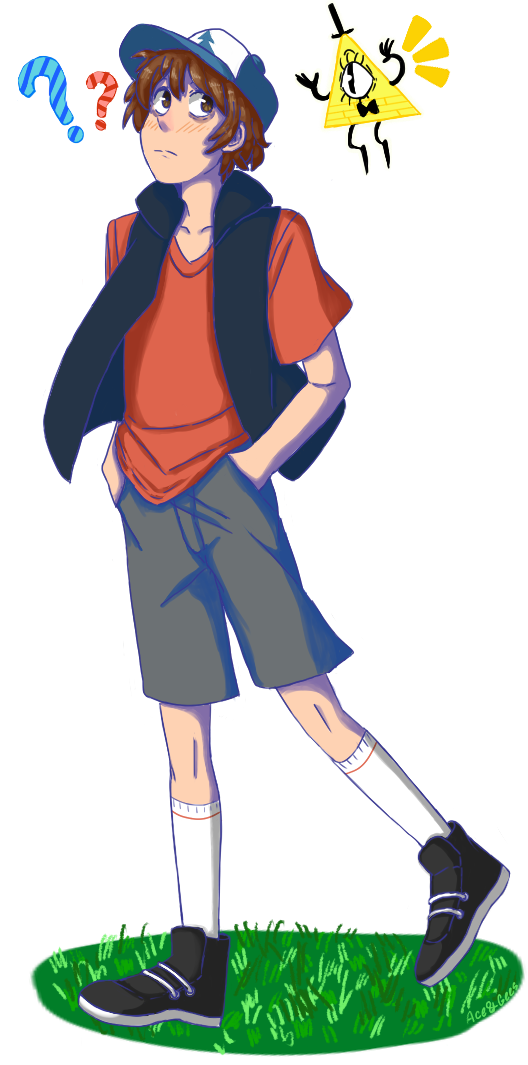 Dipper by Discord888