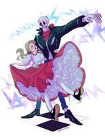 dance dance by Discord888
