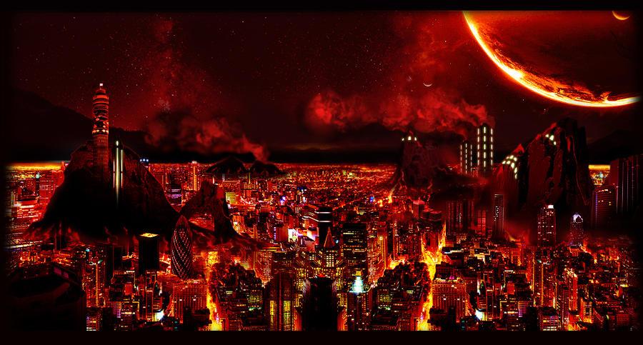Hakumei's leader, aki, returns The_burning_city_by_eyez_wide_shut-d528kb1