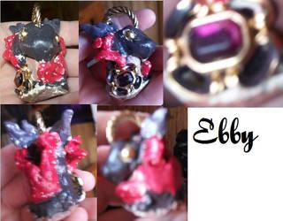 litte ebby ornament. by Kitrei-Sirto
