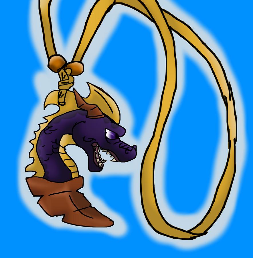 spyro necklace by kitrei sirto on deviantart