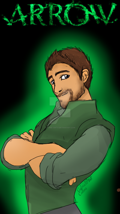 Oliver Queen by Kitrei-Sirto