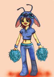 Stitch Girl