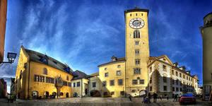 Rathaus Regensburg by StefanEffenhauser
