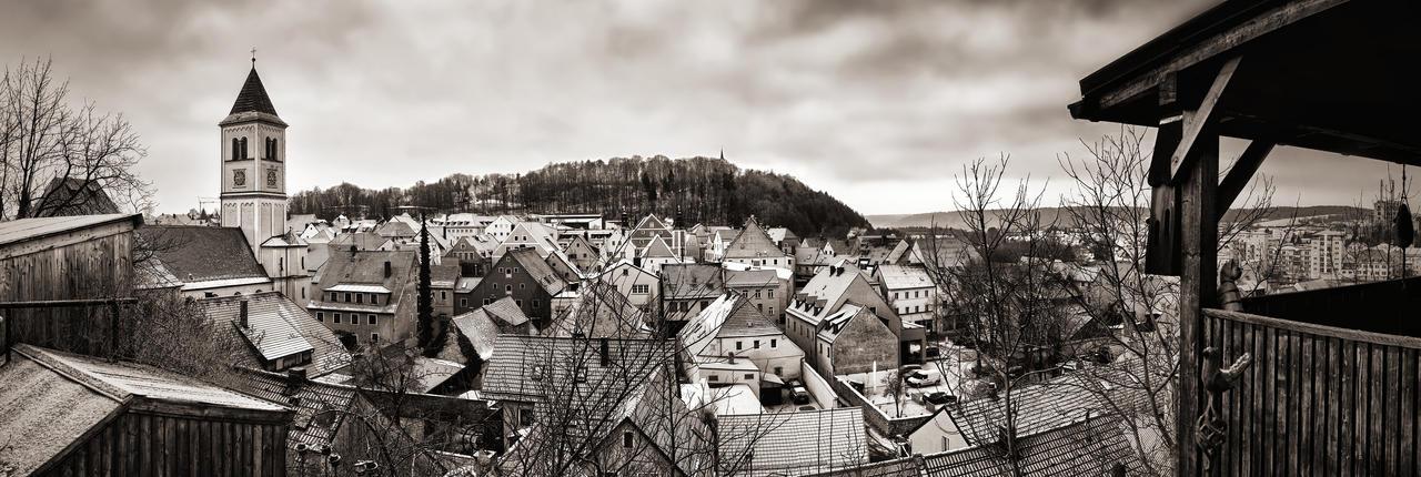 Burglengenfeld Panorama by StefanEffenhauser