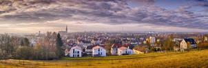 Yet Another Regensburg Panorama by StefanEffenhauser