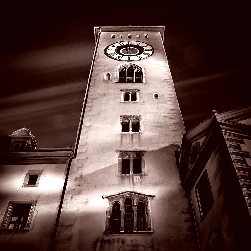 Regensburg Town Hall by StefanEffenhauser