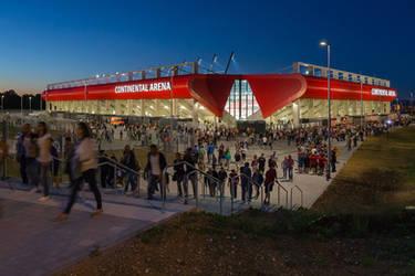 Regensburg Continental Arena