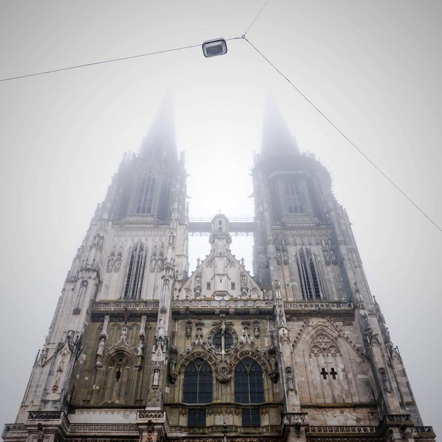 Regensburg Cathedral by StefanEffenhauser