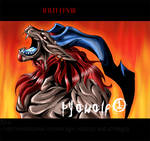 -Ifrit-Final Fantasy VIII-