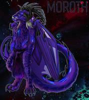 .:Moroth:. Anthro Form