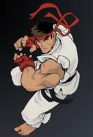 Ryu by MoatazSayed