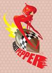 rocket pepper