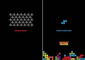 Fictional Ad - Tetris 2 by m-U-n-s-t-e-r