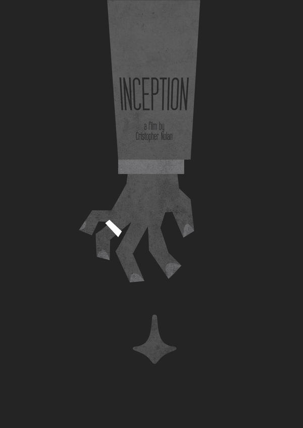 Inception poster by m-U-n-s-t-e-r