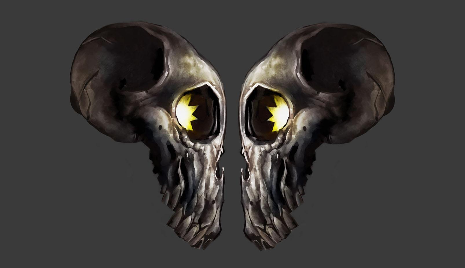 skullz by m-U-n-s-t-e-r