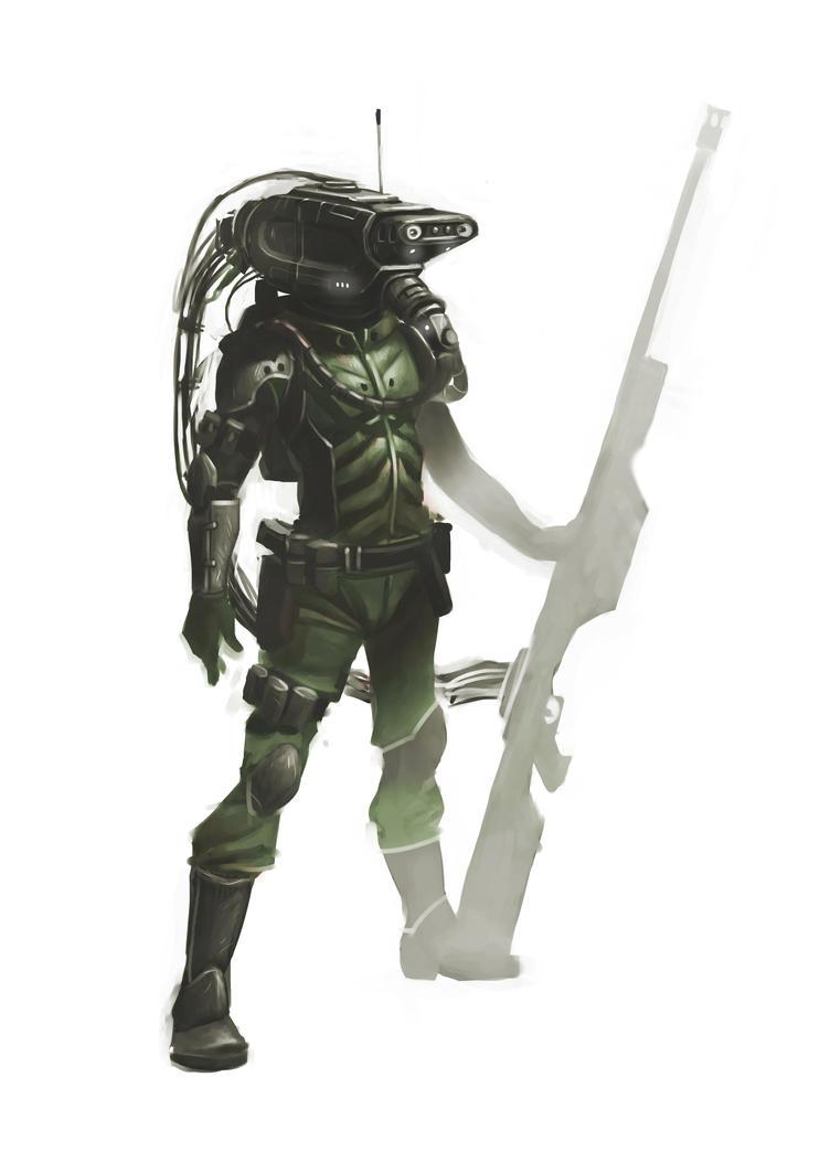 Sniper design by m-U-n-s-t-e-r