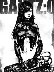 Reika Gantz by wysard25