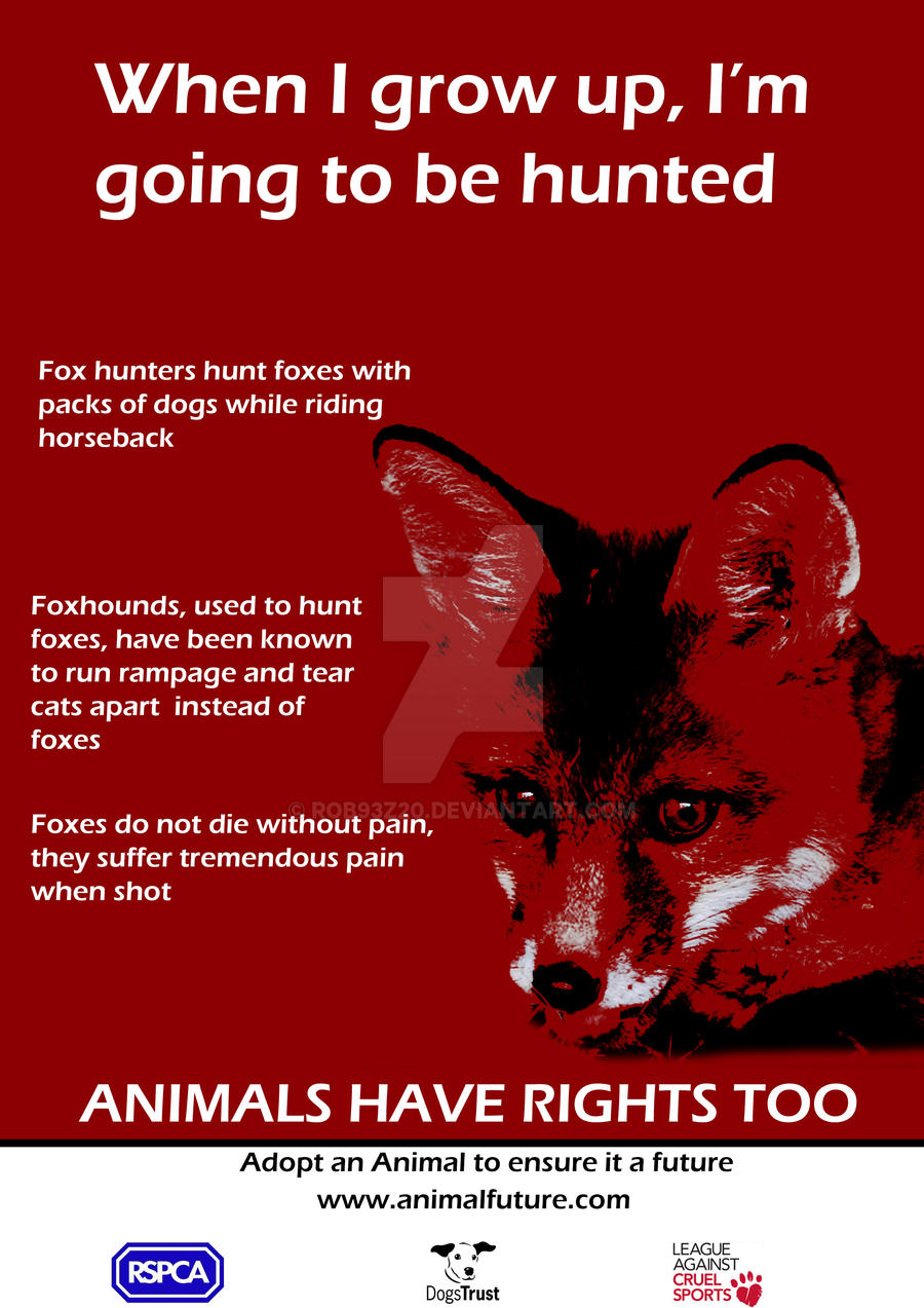 Animal abuse posters - photo#7