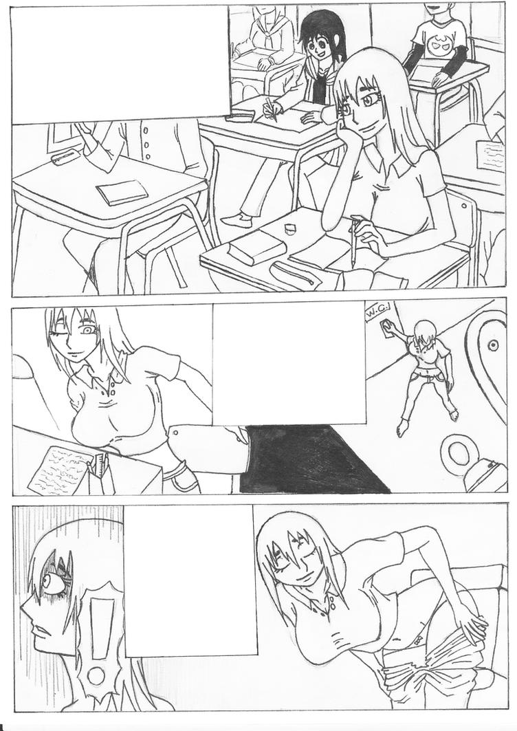 Request - The Beast of the Toilet page 1 by pedrocorreia
