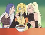Ramen Party at Ichiraku
