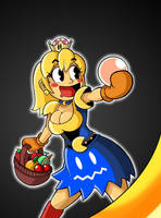 Super (Smash) Crown - PAC-MAN by pedrocorreia