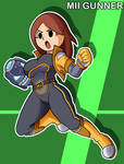 Smash Ultimate - Mii Gunner!