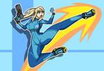 Smash Ultimate - Zero Suit Samus!