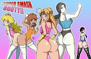 Super Smash Booty!