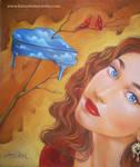 Portrait of Regina Spektor