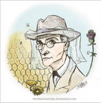 Sherlock Holmes - Bees and flowers