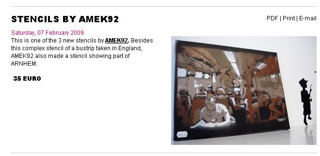 On subwalk website. by Amek92