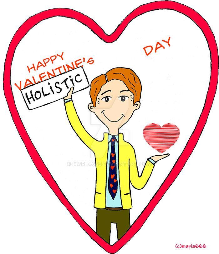 Happy Holistic Day by marla666