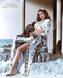 Rita Hayworth in Gilda 1946 by xxwildestheartxx