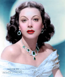 Hedy Lamarr in Let's Live A Little 1948 by xxwildestheartxx