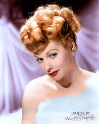Lucille Ball 1943 by xxwildestheartxx