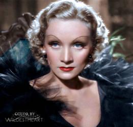 Marlene Dietrich in Desire 1936 by xxwildestheartxx
