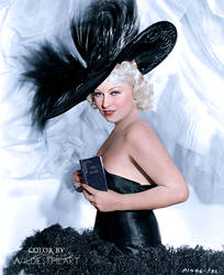 Mae West 1930's by xxwildestheartxx