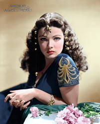 Gene Tierney in Sundown 1941 by xxwildestheartxx