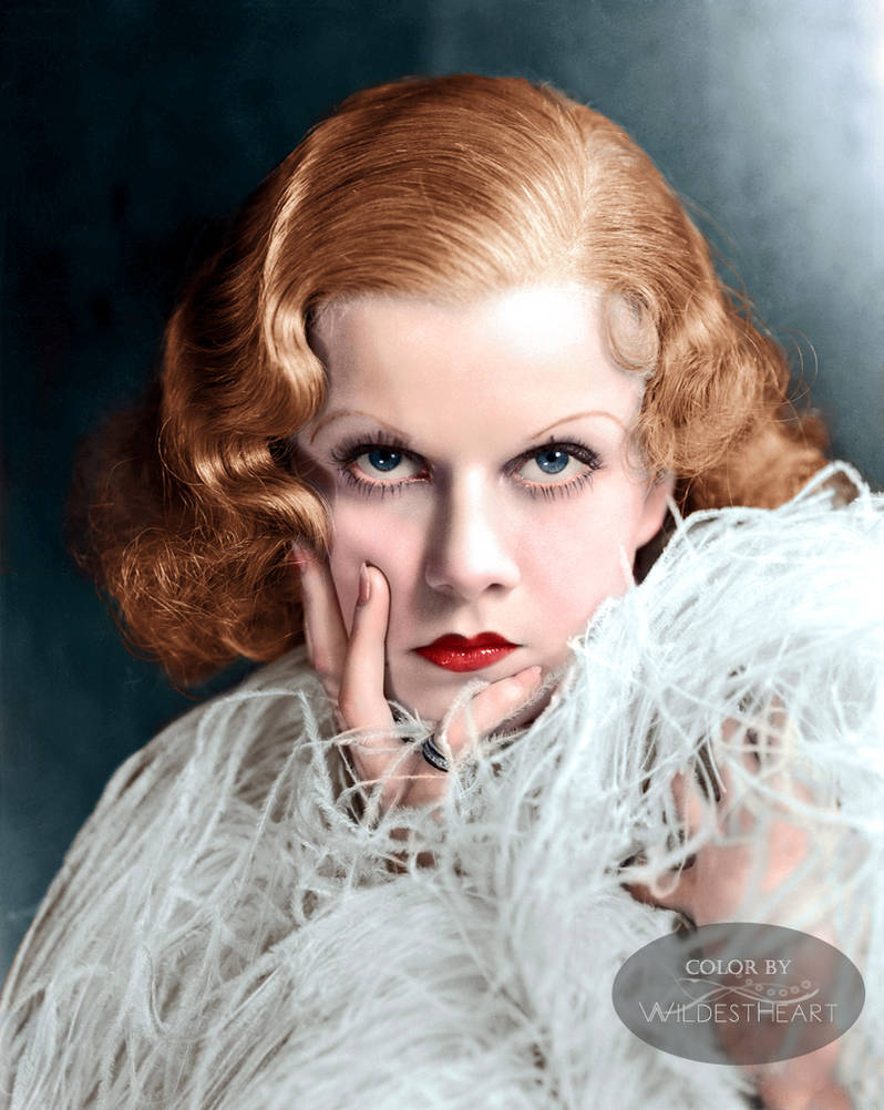 Jean Harlow in Red Headed Woman 1932 by xxwildestheartxx