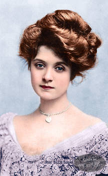 Billie Burke early 1900's