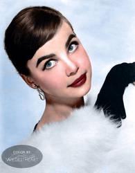 Leslie Caron 1953