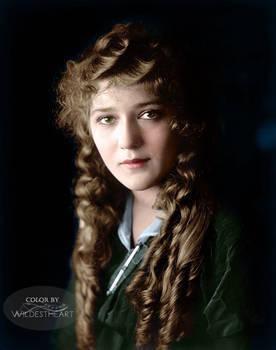 Mary Pickford circa 1914