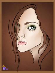 portrait by ghazalehv