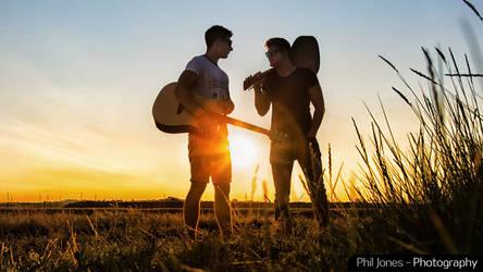 Brunswick Guitar photoshoot by PhilJonesPhotography