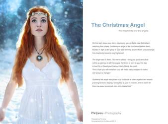 The Christmas Angel by PhilJonesPhotography